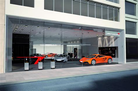 McLaren confirms UK dealers | Autocar
