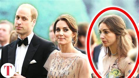Prince William and Rose Hanbury