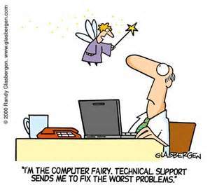 quot i m the computer technical support sends me to fix the worst problems quot help desk at