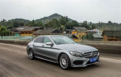 Class Mercedes Amg W205 Benz Silver Wallpapers
