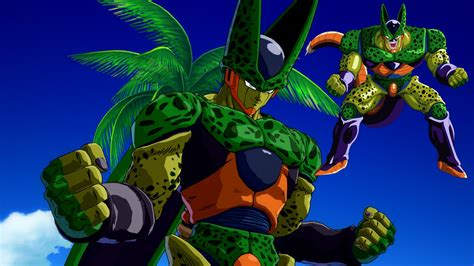 semi perfect cell fighterz mods