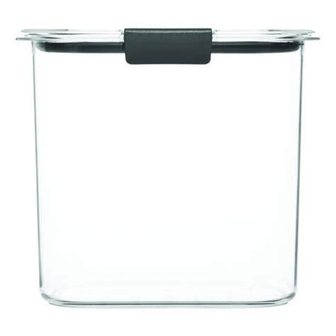 Rubbermaid Brilliance Pantry Airtight Food Storage
