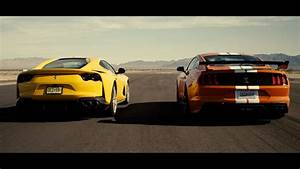 The Ford Mustang Shelby GT500 Just Proved Itself Against the Ferrari 812 Superfast and Porsche ...