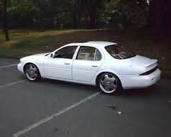 92 Infintiy J30 by Grand Theft Auto San Andreas Real Car List