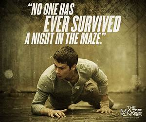 The Maze Runner Film images Movie Quotes HD wallpaper and ...