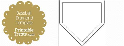 baseball diamond template costumepartyrun