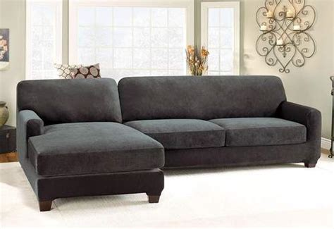 sectional covers chaise slipcovers surefit