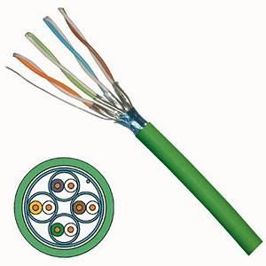 Cable Informatique Cat 6 : platine r seaux bobine de c ble r seau rj45 cat 6a fftp ~ Edinachiropracticcenter.com Idées de Décoration