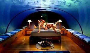 Underwater Bedroom Best Wallpaper HD