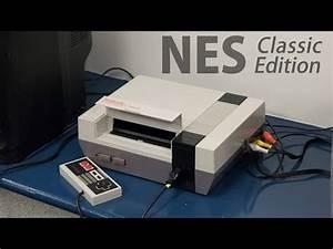 Nintendo's New (Retro) Console: The NES Classic Edition ...  Nes