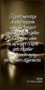 Great Marriage ... Wedding Spiritual Quotes