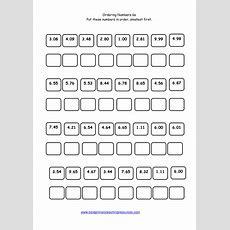 Year 6 Maths Worksheet Ordering Numbers By Bestprimaryteachingresources  Teaching Resources Tes