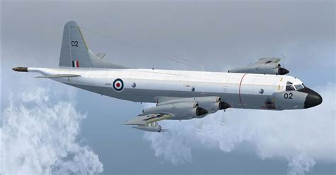 lockheed p  orion  fsx