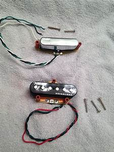 Fender Flagship 4th Gen N4 Telecaster Noiseless Pickups