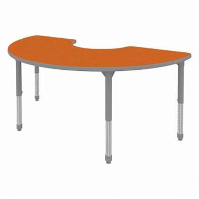 Classroom Half Moon Tables Artcobell