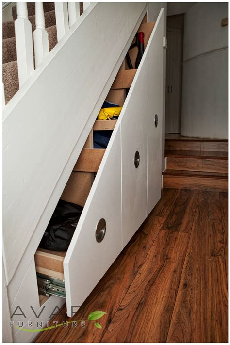 recessed cabinet pull chrome ƹӝʒ stairs storage ideas gallery 16