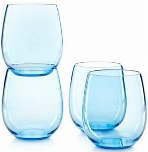 Beautiful Blue Drinkware in Ocean Hues - Beach Bliss
