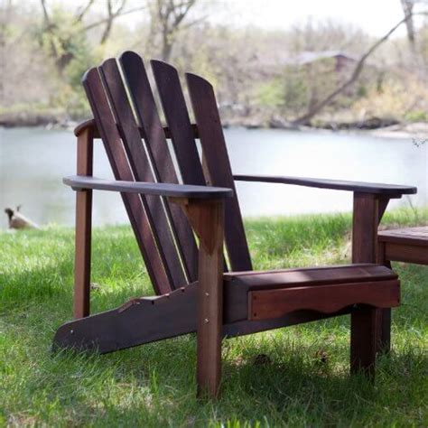 richmond adirondack chair set with side table insteading