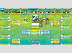 Fixture Interactivo Mundial Brasil 2014 en Excel