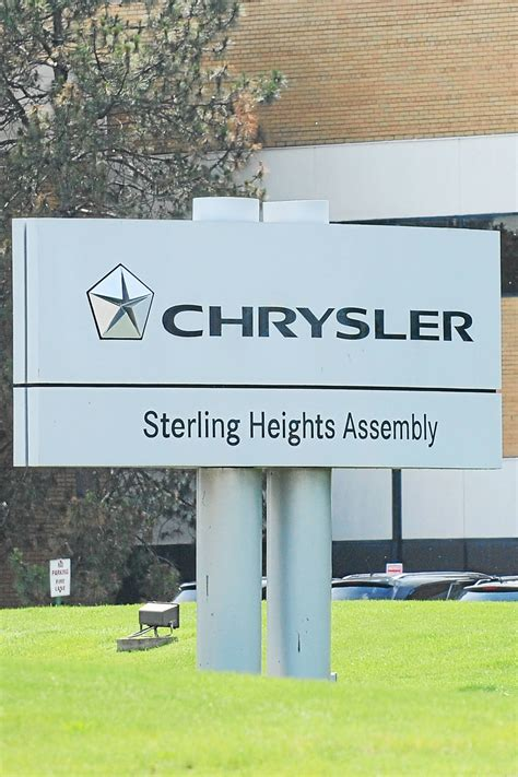 Sterling Heights Chrysler Plant by Reports Fca Investigated Noose Found At Sterling Heights