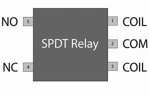 Relay Switch Pin Diagram
