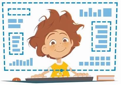 Clipart Safe Internet Children Chore Guide Safety