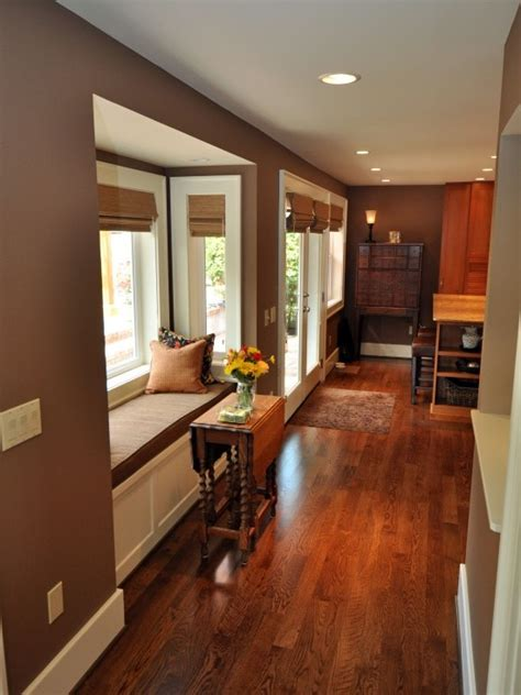 great color combinations beautiful red oak stained