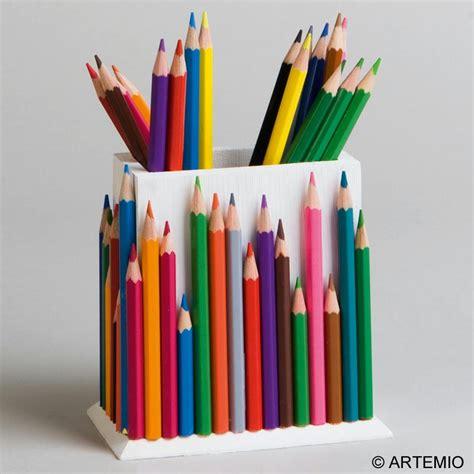 pot de crayon a fabriquer customiser des pots 224 crayons en bois pour la f 234 te des p 232 res id 233 es et conseils f 234 te des p 232 res