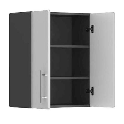 garage wall cabinets for sale ulti mate ga 09sw starfire white 2 door wall cabinet