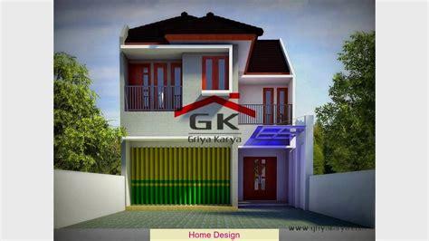 design rumah warung minimalis desain rumah minimalis