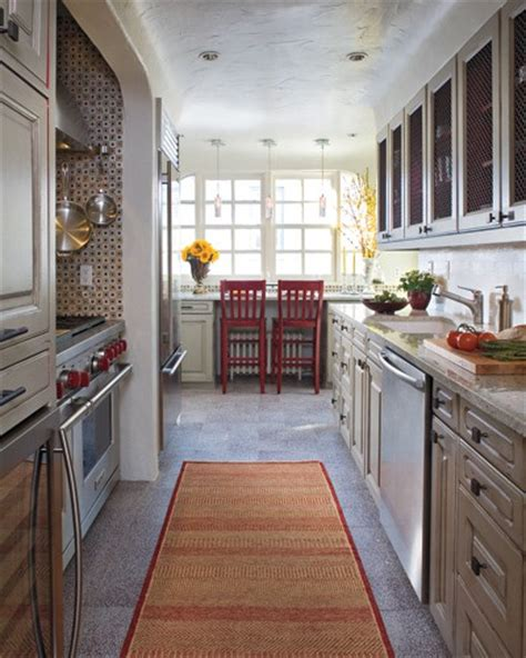 galley kitchen remodel ideas pictures 5 ways to create a successful galley style kitchen layout