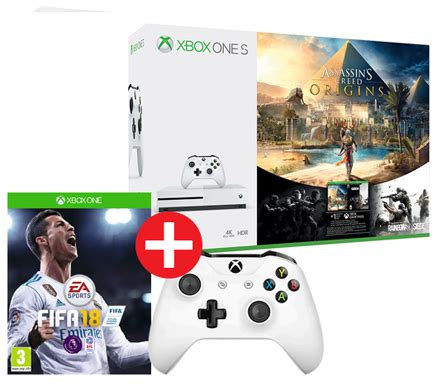 siege fifa xbox one s 1tb assassin 39 s creed origins tom clancy 39 s