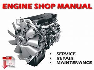 Isuzu 4hk1 6hk1 Series Diesel Engine Service Manual