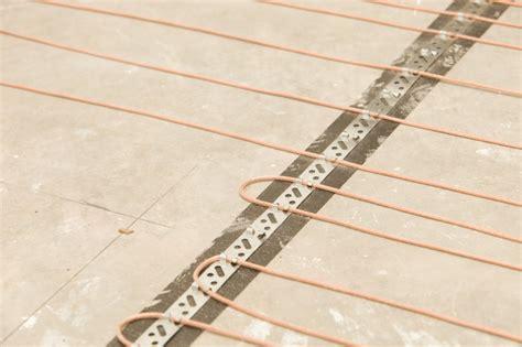 Elektrische Fußbodenheizung Verlegen by Elektrische Fu 223 Bodenheizung Verlegen 187 So Gehen Sie Vor