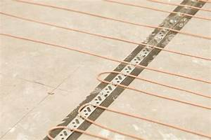 Fußbodenheizung Nachträglich Verlegen : elektrische fu bodenheizung verlegen so gehen sie vor ~ Markanthonyermac.com Haus und Dekorationen
