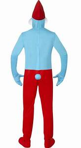 Papa Smurf Adult Fancy Dress Costume [AQ035049] : Karnival ...
