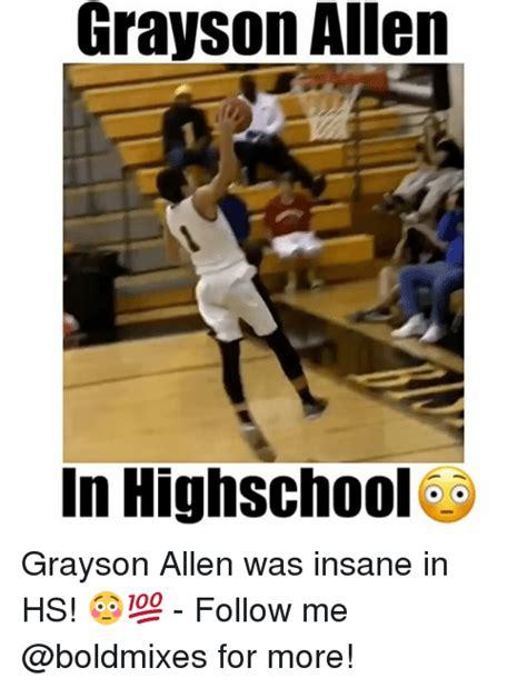 Grayson Allen Memes - funny grayson allen memes of 2017 on sizzle why doe