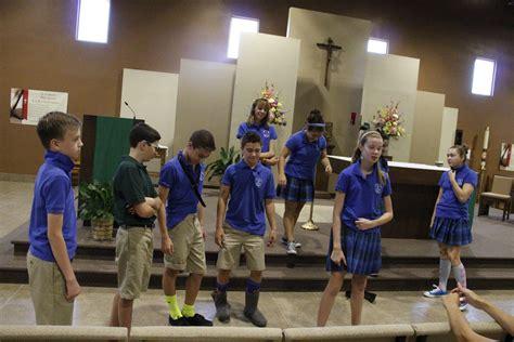 First Graduating Class Begins Final Year At Annunciation