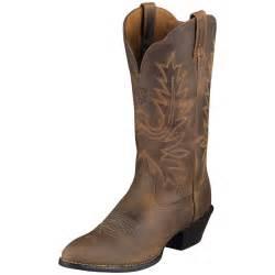 womens cowboy boots sale 39 s ariat 12 quot heritage r toe cowboy boots 282502 cowboy boots at