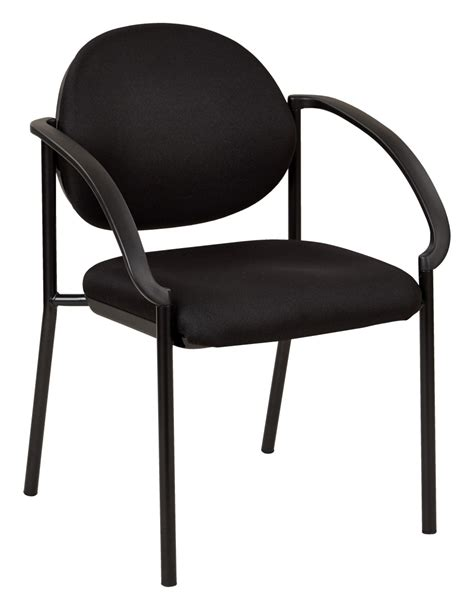 stack chairs with arms padded seat and back stackable