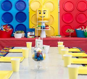 A Totally Awesome and Easy Lego Birthday Party! - The Home