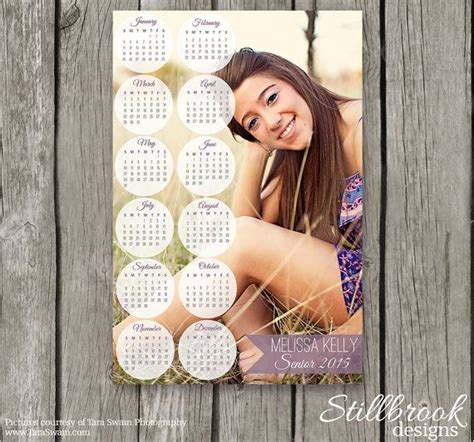 photoshop calendar template 7 best 2015 16 calendars stillbrook designs images on 2016 calendar photo