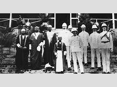 Uganda THE COLONIAL ERA