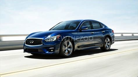 Infiniti Q70 2020 by Infiniti 2020 Infiniti Q70 Luxury Sedan Preview 2020