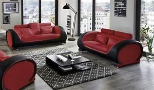 Graues Sofa Kombinieren : 95 wohnzimmer einrichten mit roter couch rote sofas ~ Michelbontemps.com Haus und Dekorationen