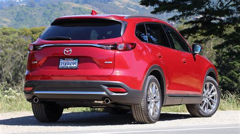 List Of Crossover Suvs by 2018 Mazda Cx 9 Flagship Three Row Crossover Suv Receives