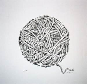 Ball of Yarn - Martha Ives