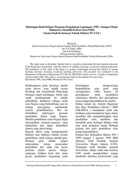 Contoh Jurnal Pendidikan Bahasa Indonesia - Contoh 193