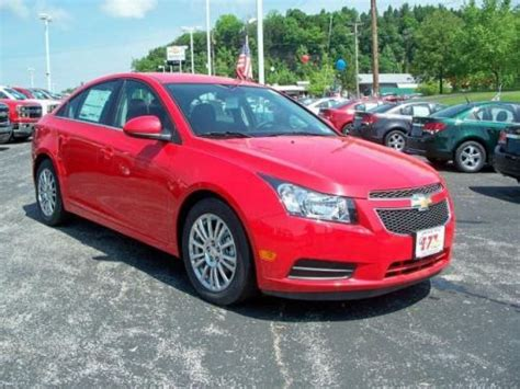 Sell New 2014 Chevrolet Cruze Eco In 475 S Church St