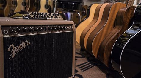 Top 5 Acoustic Guitar Amps For On Stage